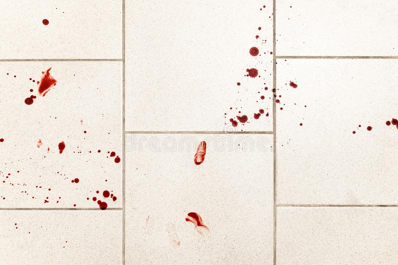 A violence conceptual background which shows blood drops and splash is scary and dirty. Violence conceptual background which shows blood drops and splash is stock image