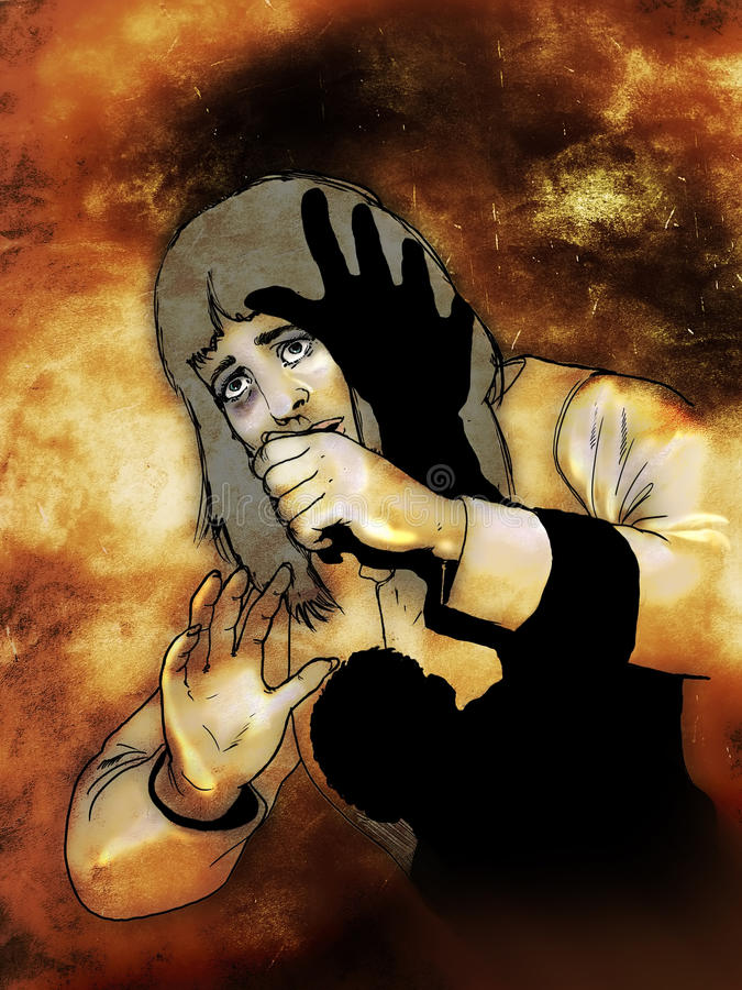 Violencia del género libre illustration