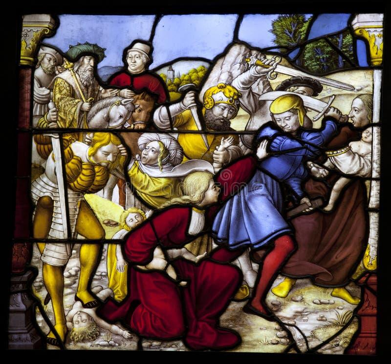 Download Violent religious scene stock image. Image of antique - 26109779