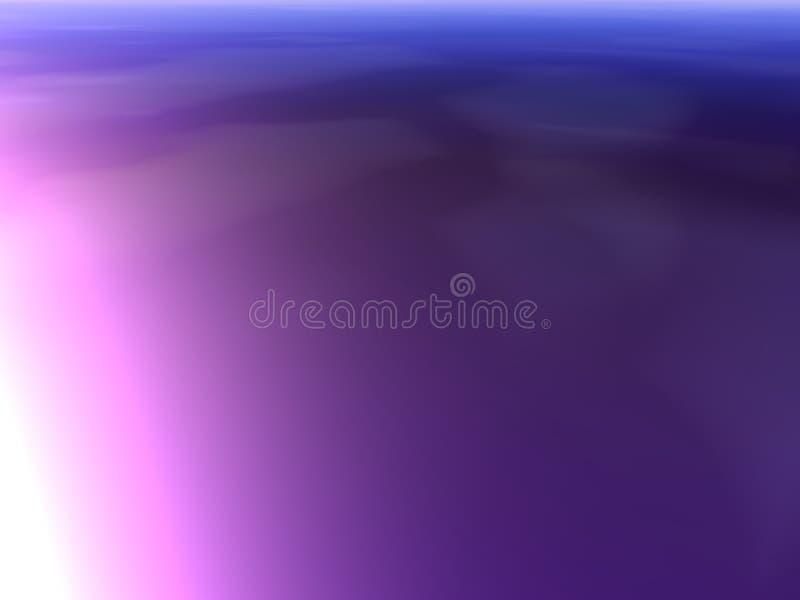 violet świeciło zdjęcie stock