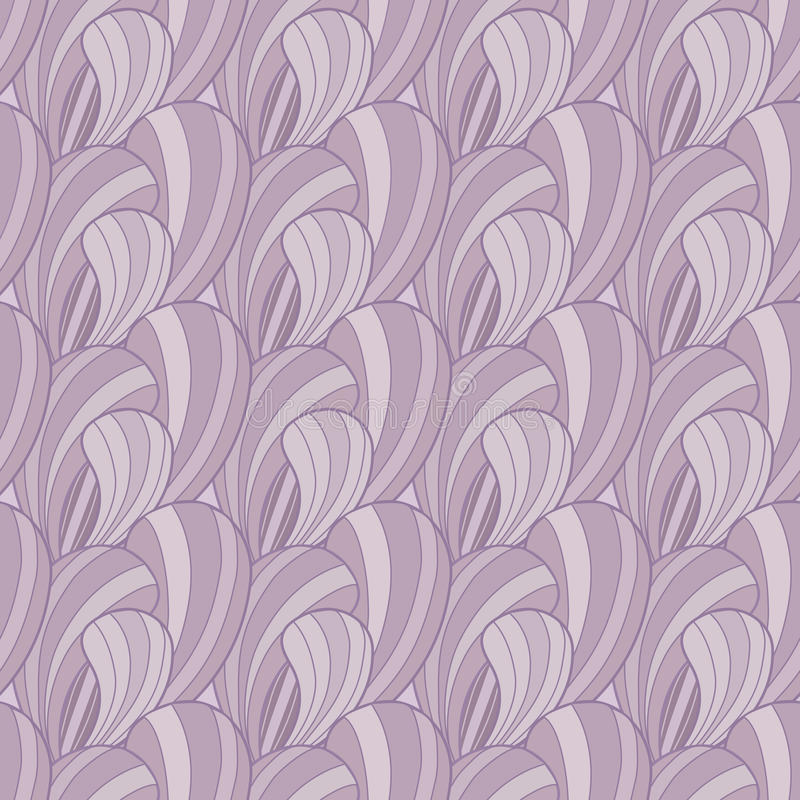Violet abstract seamless pattern vector illustration