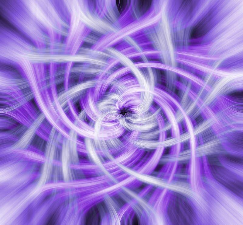 violet abstrakcyjne ilustracja wektor
