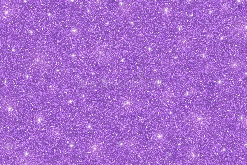 Violet background, shiny glitter texture. Violet background, horizontal texture with shiny glitter vector illustration