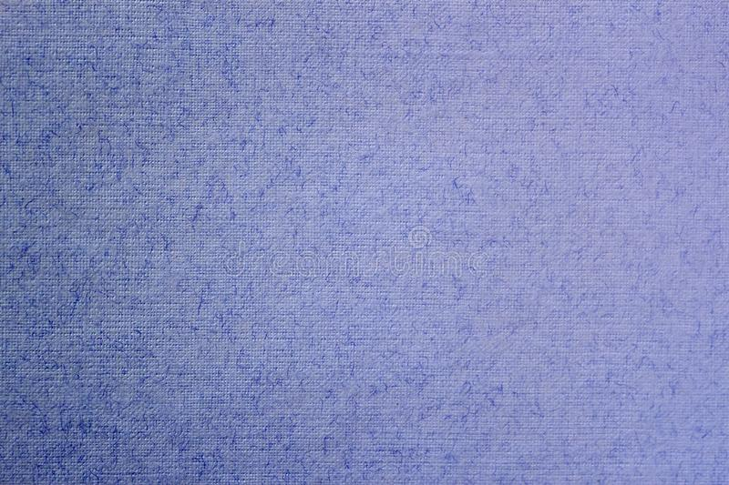 Violet canvas, fabric, background with visible texture copy space for text and other web print design elements. Closeup royalty free stock photo