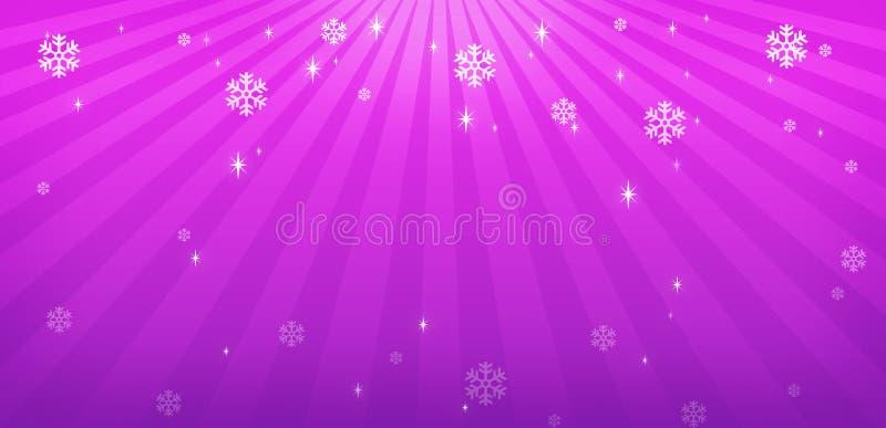 Download Violet Christmas Background Stock Image - Image: 7354149