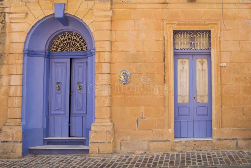 Download Violet doors island Malta stock photo. Image of paint - 71840972 & Violet doors island Malta stock photo. Image of paint - 71840972