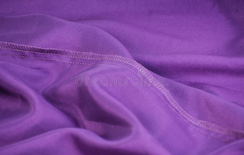 Violet fabric textile royalty free stock photos