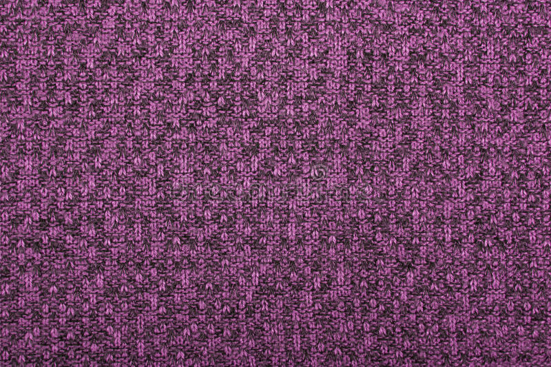 Violet fabric texture. For background stock photos