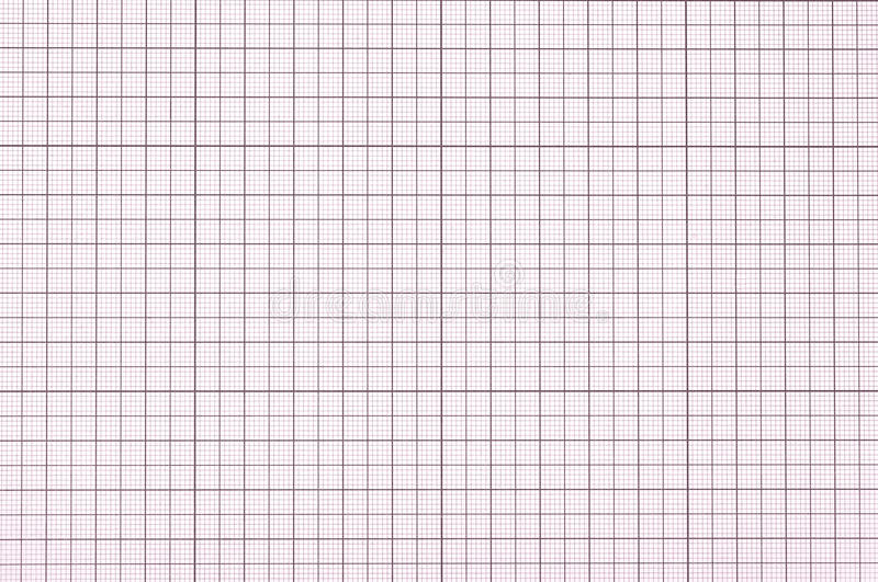 violet graph paper stock photo