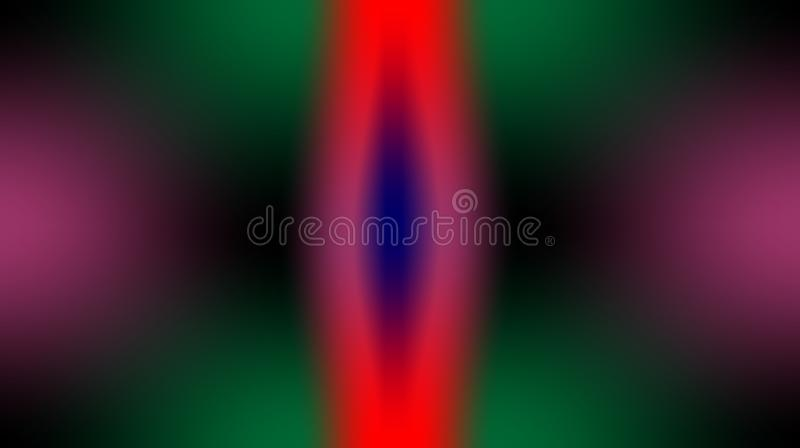 Violet green black red pink colors blurred shaded background wallpaper. vivid vector illustration. vector illustration