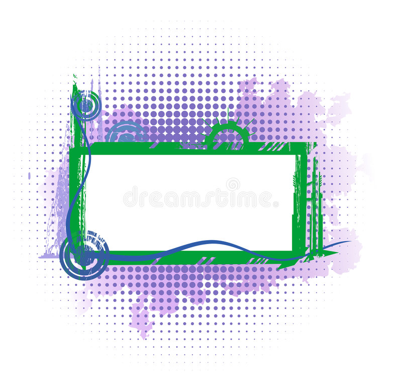 Free Violet Industrial Frame Stock Photos - 4309623