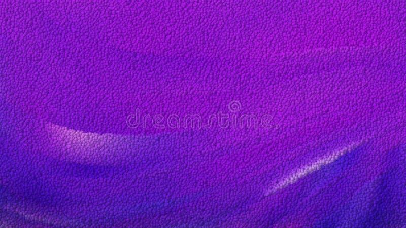 Violet Leather Background Image ilustração royalty free