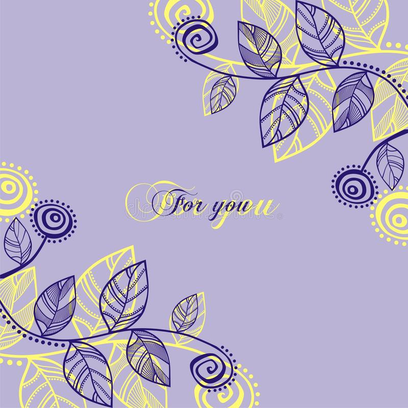 Free Violet Leaves Royalty Free Stock Photos - 14823688