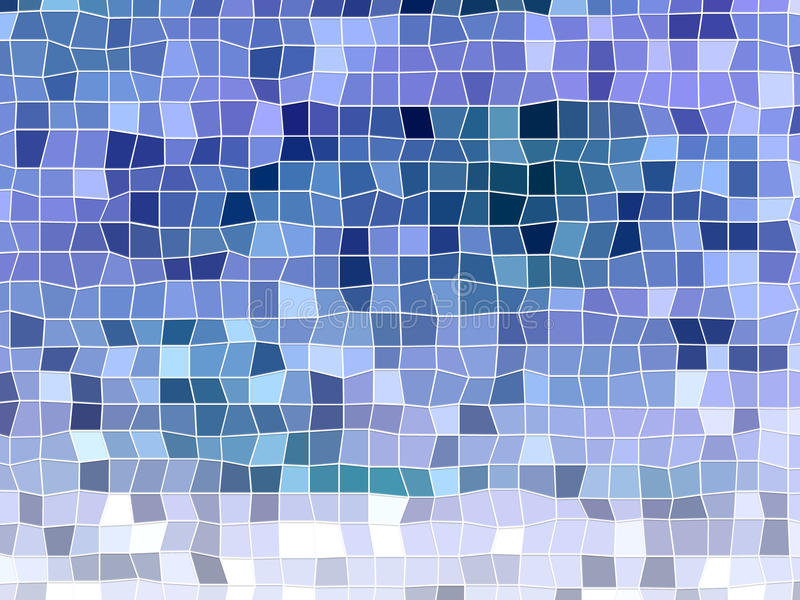 Violet mosaic background royalty free stock image