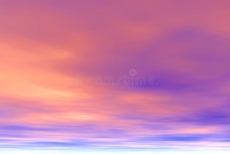 violet niebo