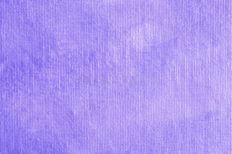 Violet painted background texture with pearly shimmer. Violet painted artistic canvas background texture with pearly shimmer stock image