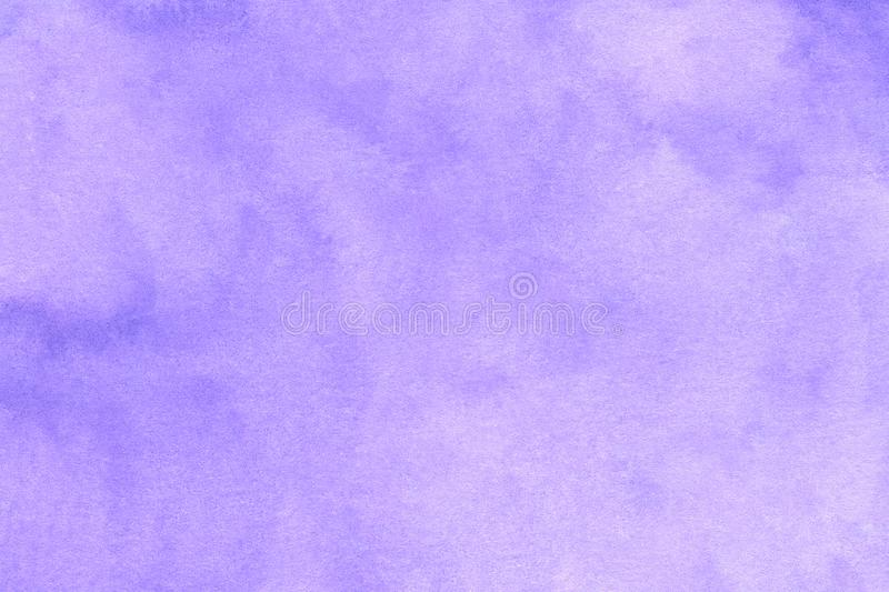 Violet purple abstract watercolor background for textures backgrounds and web banners design royalty free stock images