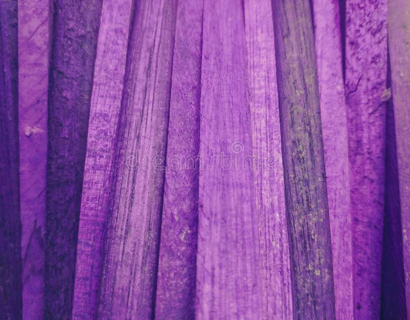 Violet purple wooden background or backdrop royalty free stock image