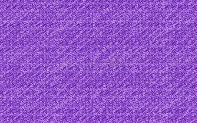 The violet rain. abstract textured violet background stock illustration