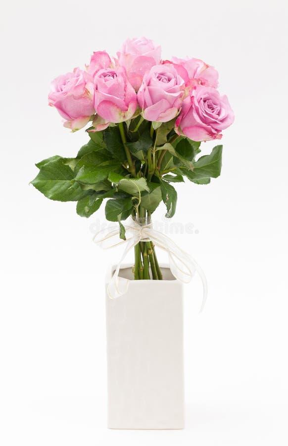 Download Violet rose stock image. Image of closeup, gift, life - 28826557