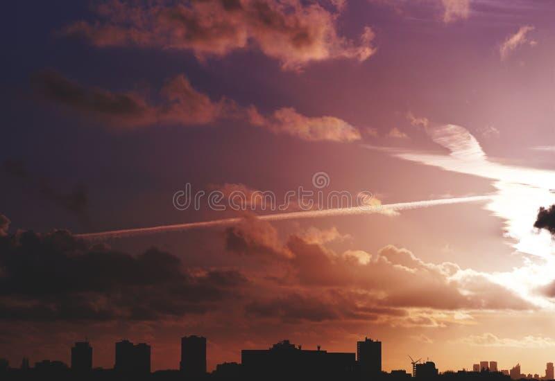Violet Skies Free Public Domain Cc0 Image