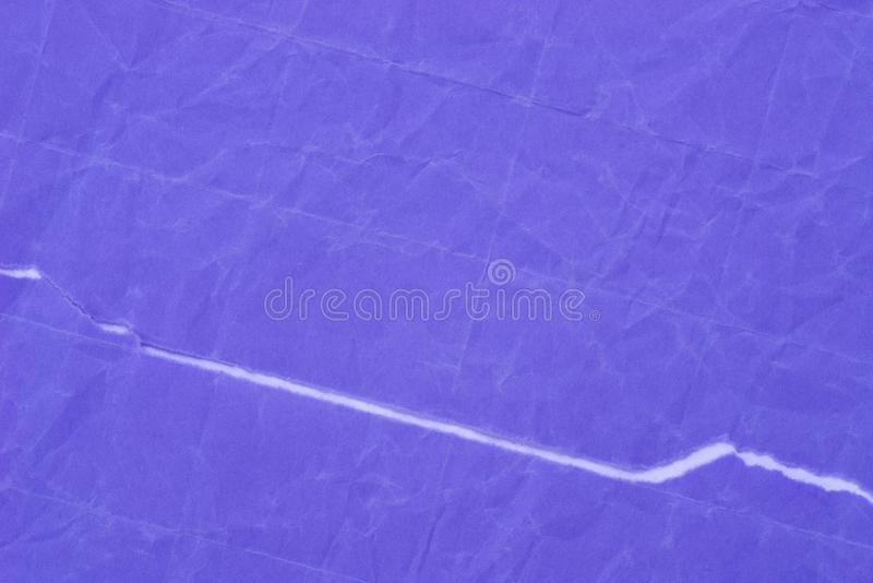 Violet torn paper with copy space background texture stock photos