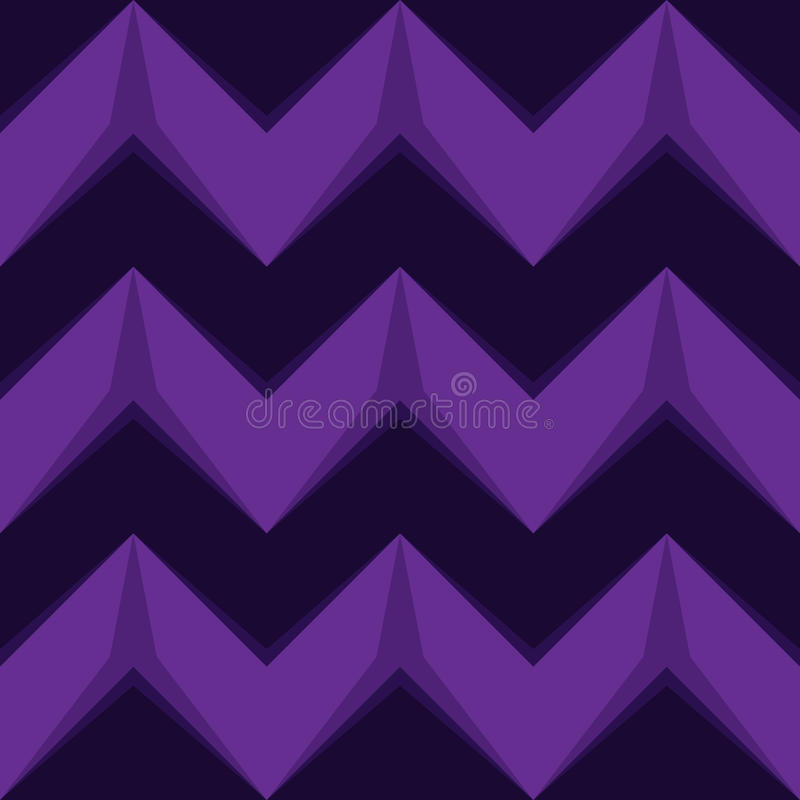 Violet universal vector seamless patterns, tiling. Geometric ornaments. royalty free stock image