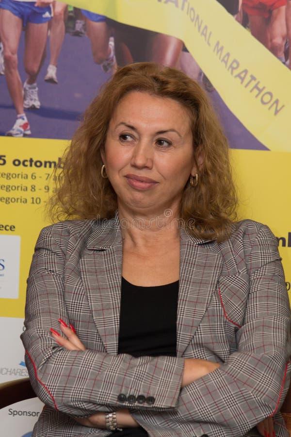 Violeta Beclea-Szekely arkivfoto