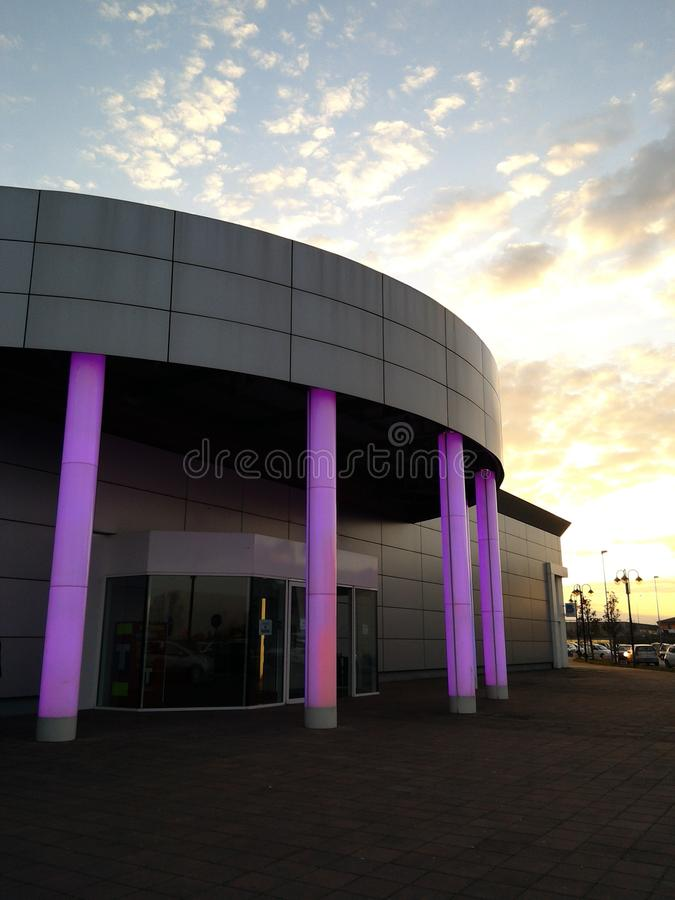 violett lizenzfreie stockfotografie