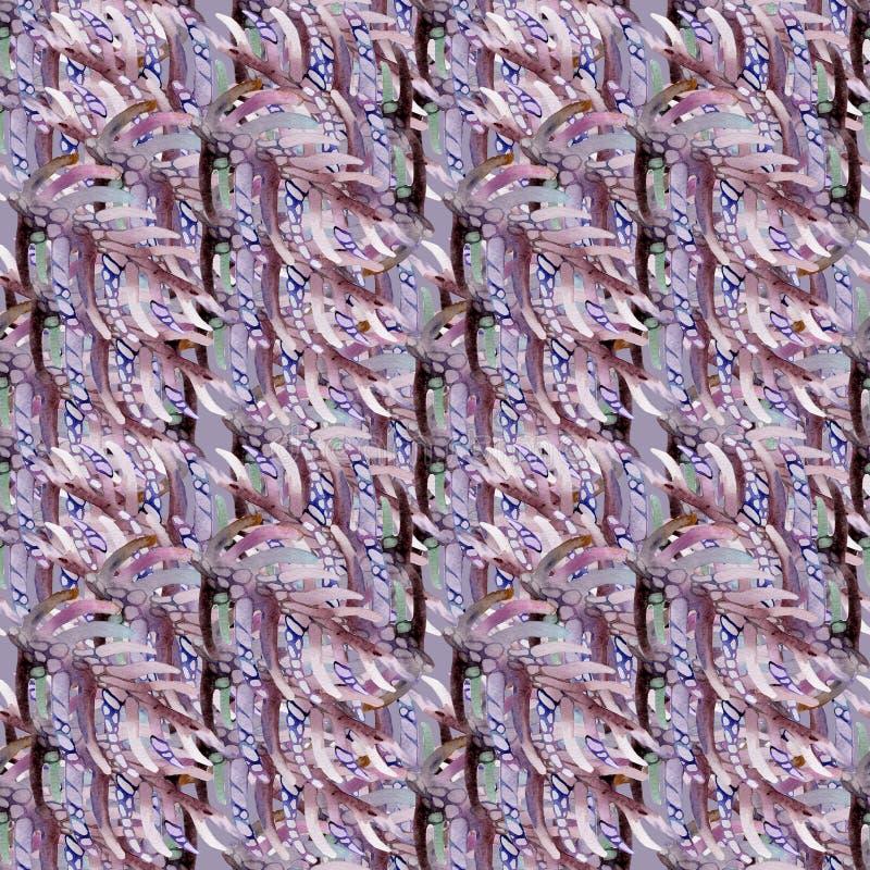 Violett färg på abstrakt sömlöst fotografering för bildbyråer
