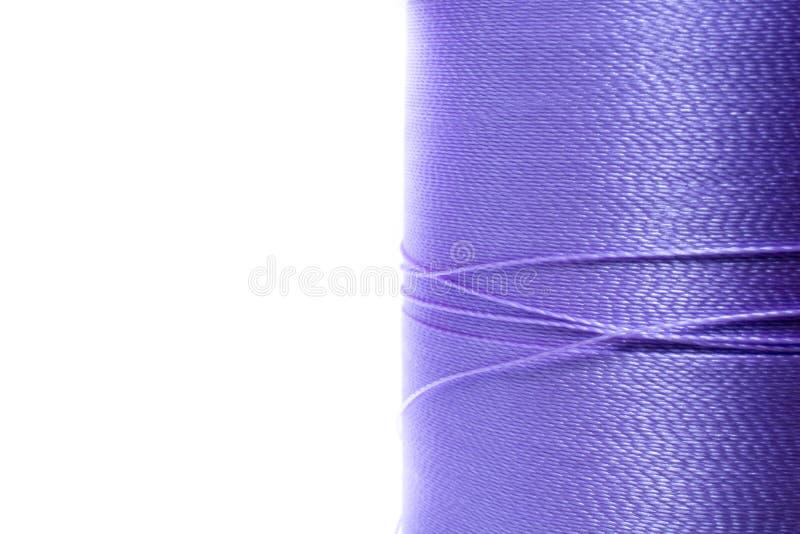 VioletT-hread stockbild