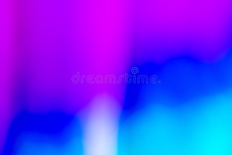 Violette, blauwe en turkooise levendige abstracte achtergrond royalty-vrije stock fotografie