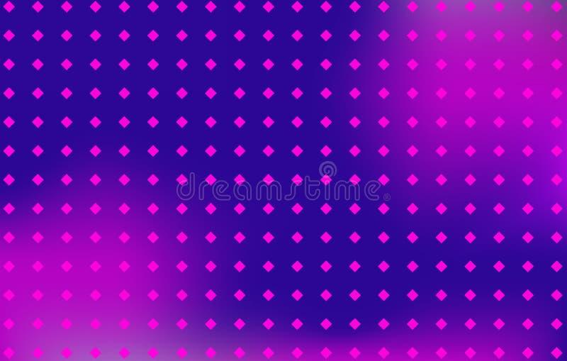 Violette rode roze abstracte achtergrond vector illustratie