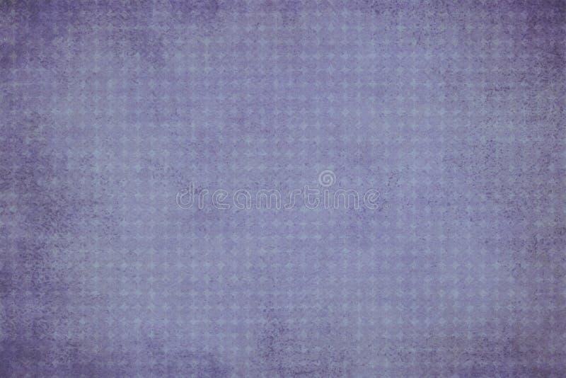 Violetter geometrischer Hintergrund der Weinlese mit Kreisen stockfotos