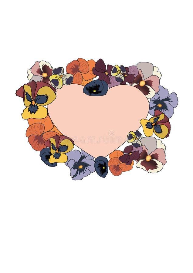 violettes image stock