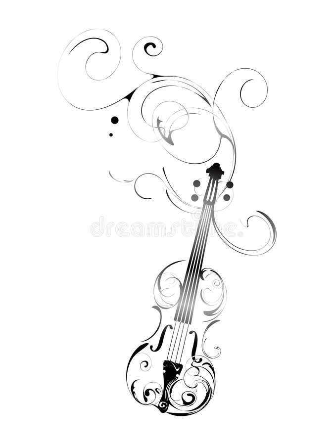 Free Violin Royalty Free Stock Photos - 4156158