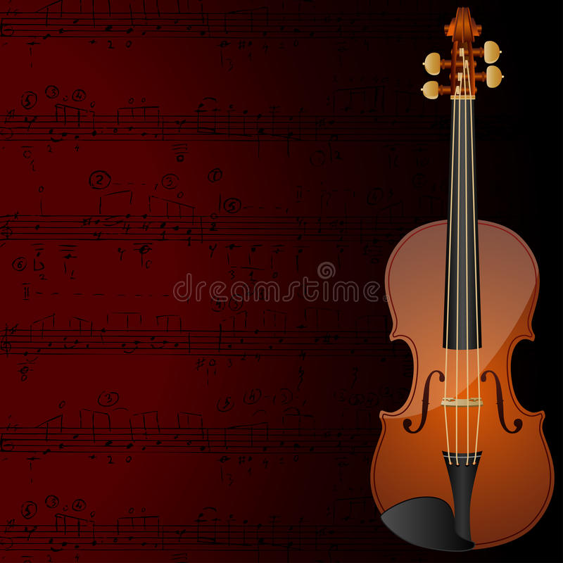 Download Violin Background Stock Photos - Image: 9416013