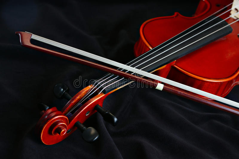 Violin classic string instrument royalty free stock photography