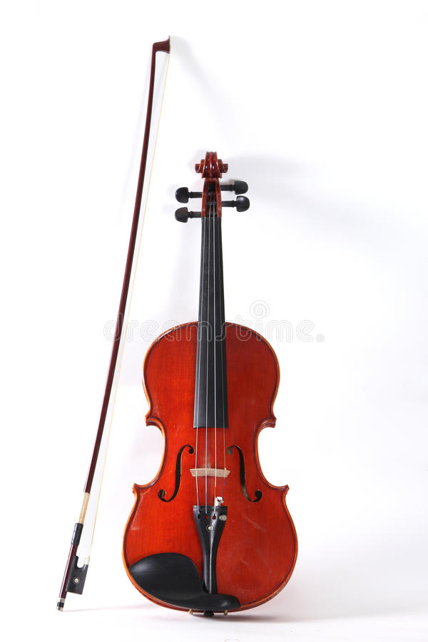 Violin classical music instrument. Violin a classical music instrument royalty free stock photos