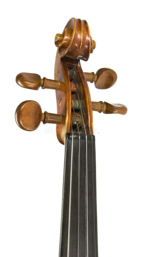 Download Violin head stock image. Image of classics, music, practice - 6963945