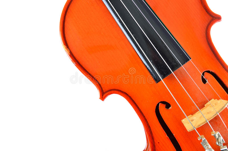 Violin. Image of Music concept with violin royalty free stock image