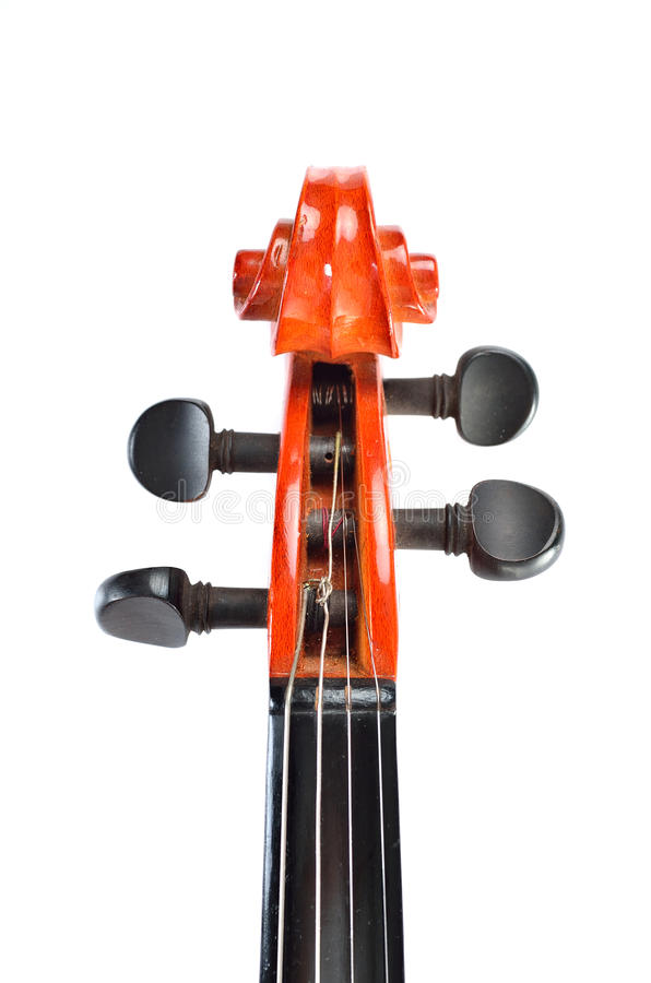 Violin. Image of Music concept with violin stock photography