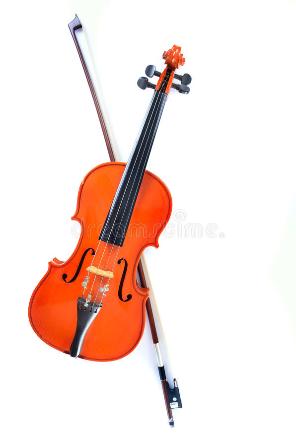 Violin. Image of Music concept with violin royalty free stock photography