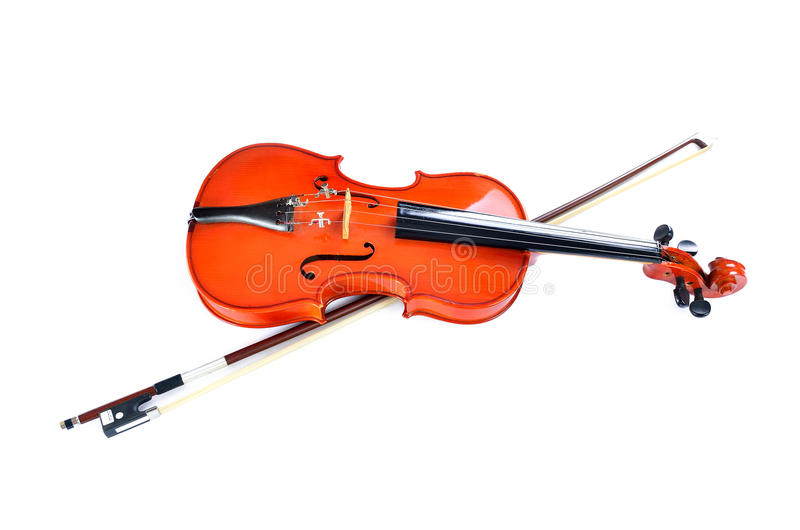 Violin. Image of Music concept with violin royalty free stock photo