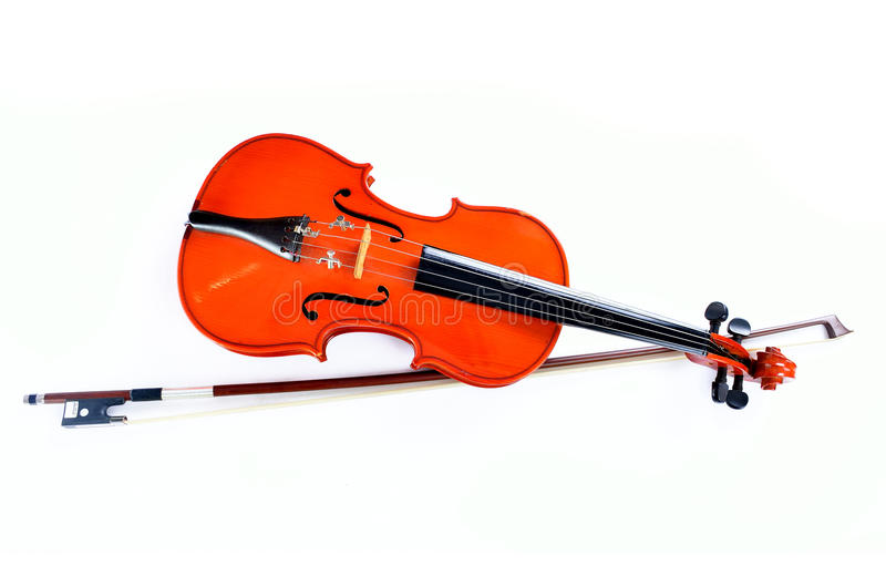 Violin. Image of Music concept with violin stock photo
