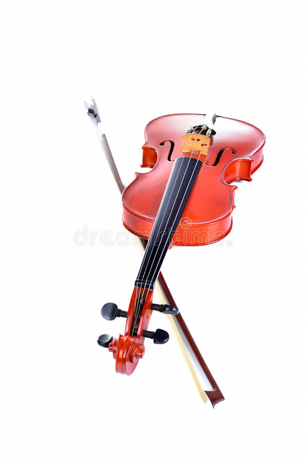 Violin. Image of Music concept with violin royalty free stock photos