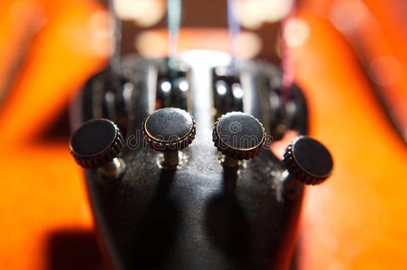 Download Violin strings stock image. Image of handmade, brown - 25474401