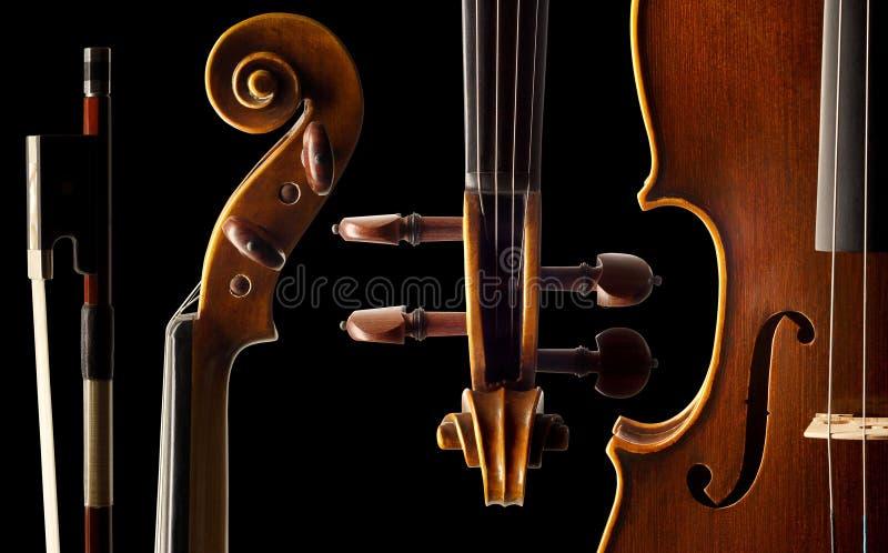 Violine imagenes de archivo