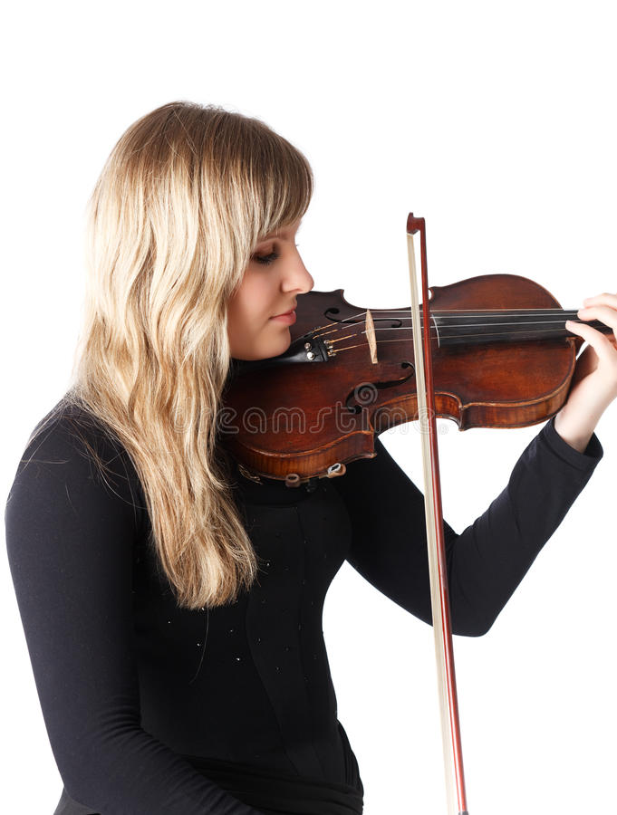 Download Violinist Stock Photography - Image: 12898112