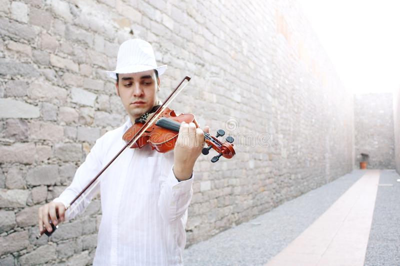 Download Violinist stock image. Image of strings, melody, smooth - 23549717